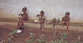 Children in Nigeria